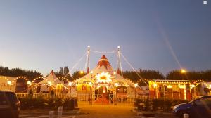 Il Circo Di Pinocchio chapiteau