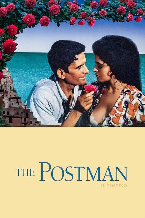 Il Postino movie poster 1994