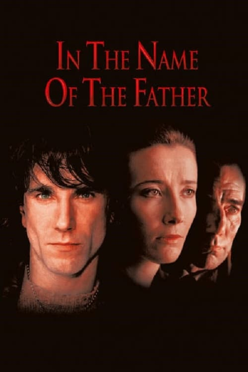 In the Name of the Father movie poster 1993