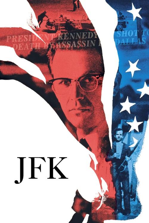 JFK movie poster 1991