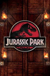 Jurassic Park movie poster 1993