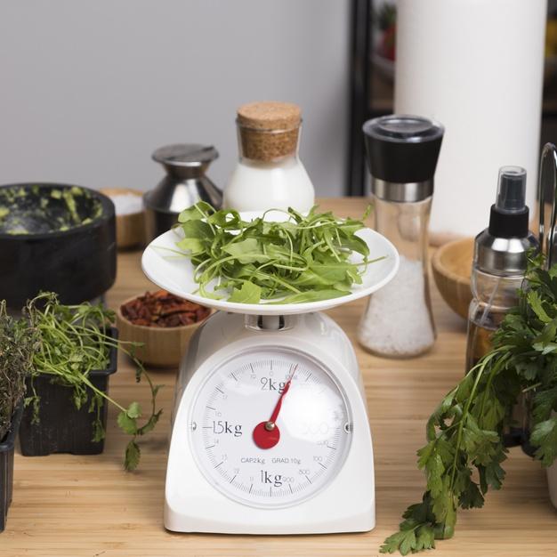 Kitchen scale pic