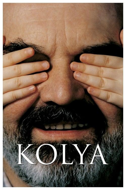Kolya movie poster 1996