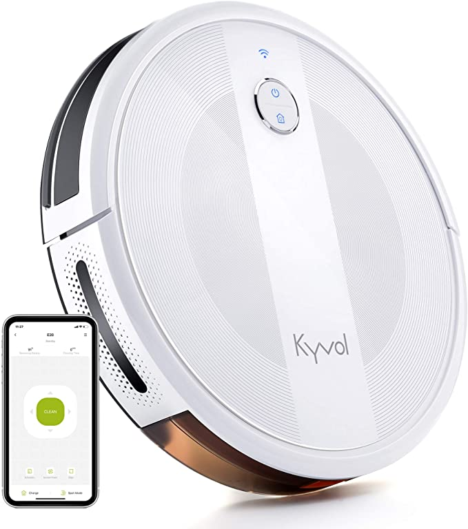 Kyvol Cybovac E20 Robot Vacuum Cleaner