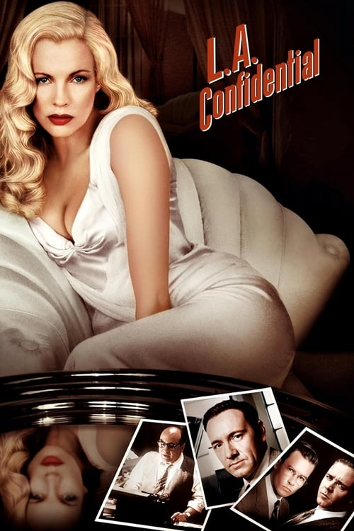 L.A. Confidential movie poster 1997