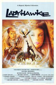 Ladyhawke Movie Poster 1985