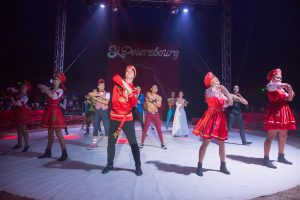Le grand cirque de St Petersbourg featured