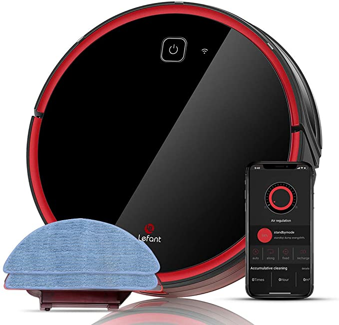 Lefant Robot Vacuum and Mopping