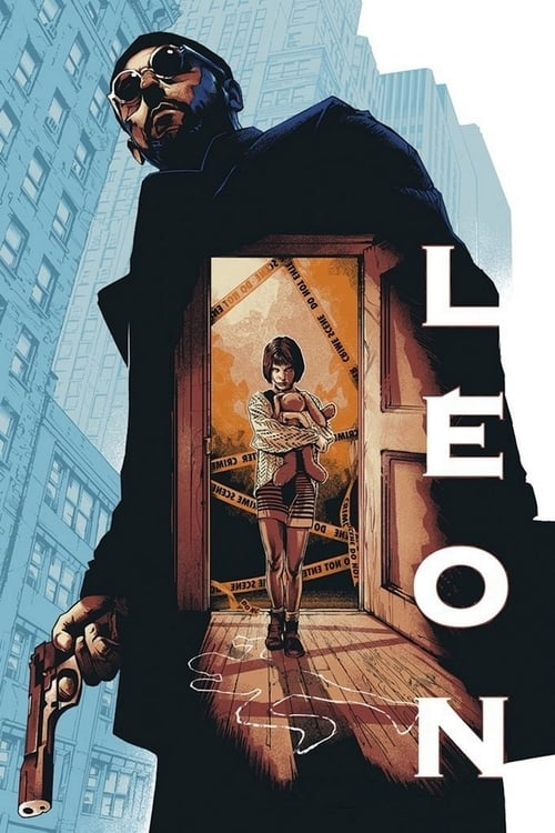 Léon: The Professional movie poster 1994