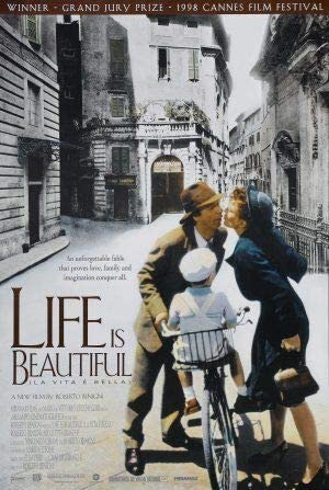 Life Is Beautiful movie poster 1997