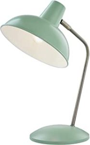 Light Society LS T261 MG Hylight Mint Green Retro Desk Lamp