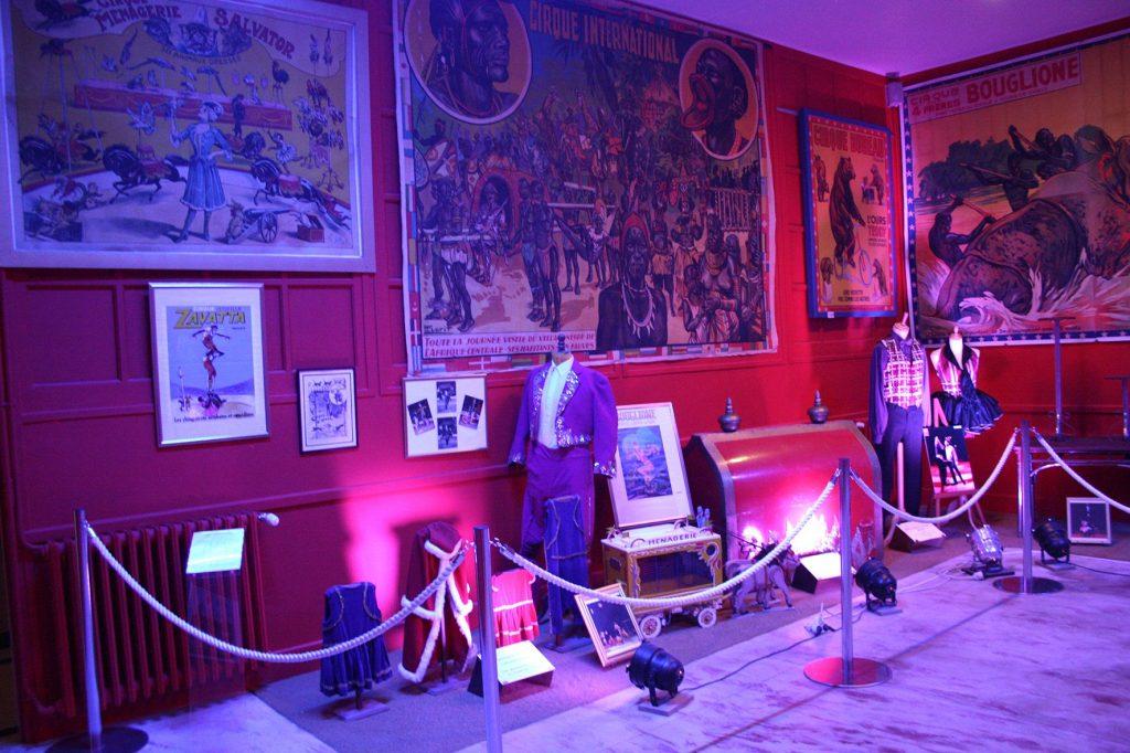 Musée du Cirque de Vatan featured