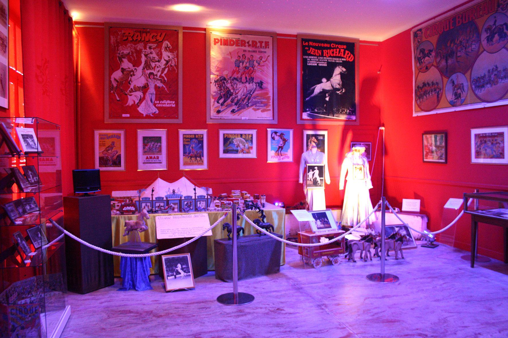 Musée du Cirque de Vatan image