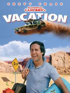 National Lampoons Vacation Poster