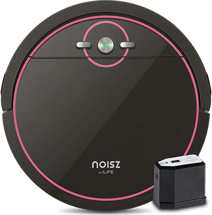 Noisz by ILIFE S5 Robot Vacuum Cleaner with MAX Mode