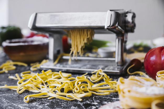 Pasta machine pic