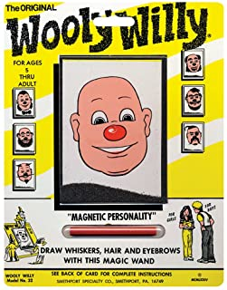 PlayMonster Magnetic Personalities Original Wooly Willy