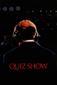 Quiz Show movie poster 1994