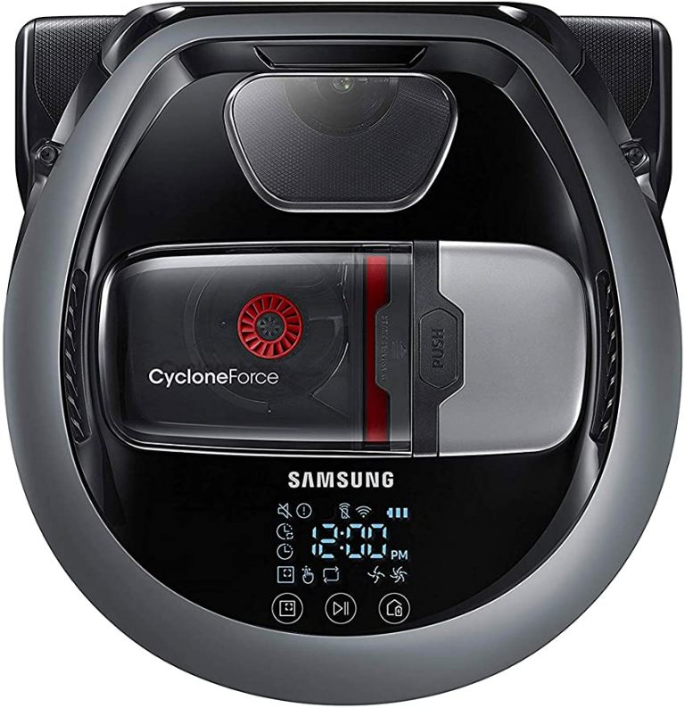 Samsung Electronics R7040 Robot Vacuum Wi-Fi Connectivity