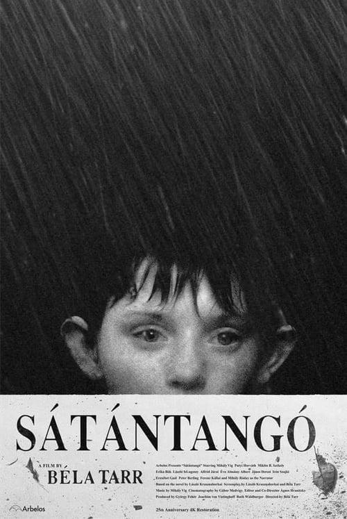Satantango movie poster 1994