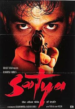 Satya movie poster 1998