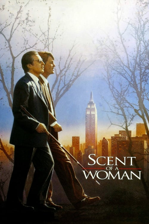Scent of a Woman movie poster 1992