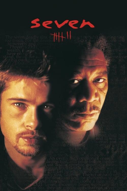 Se7en movie poster 1995