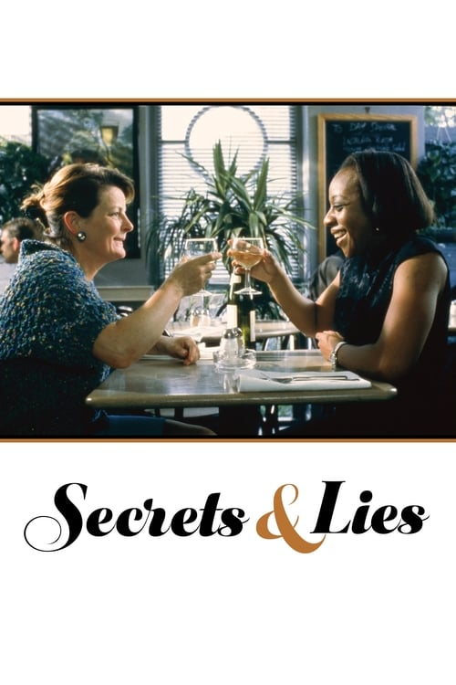 Secrets & Lies movie poster 1996