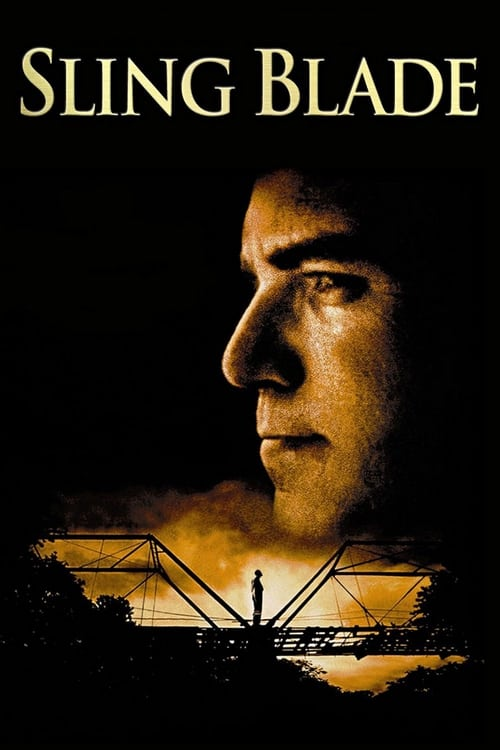 Sling Blade movie poster 1996