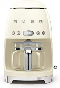 Smeg Retro Style Coffee Maker Machine