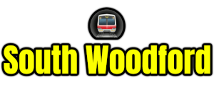 South Woodford  London Underground Station Logo PNG