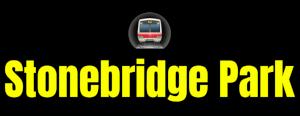 Stonebridge Park  London Underground Station Logo PNG
