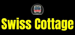 Swiss Cottage  London Underground Station Logo PNG