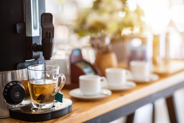 Tea maker pic