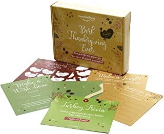 Thanksgiving Game Box