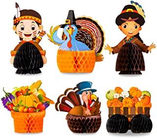 Thanksgiving Paper Decoration Kit