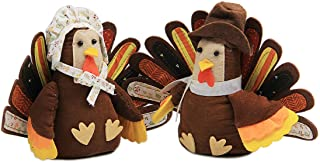 Thanksgiving Turkey Decoration Set