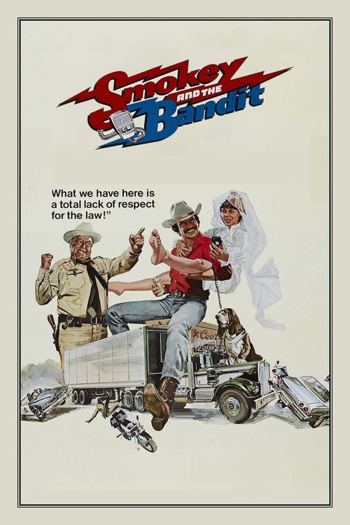 The Bandit movie poster 1996