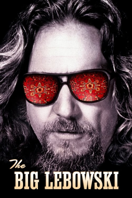 The Big Lebowski movie poster 1998