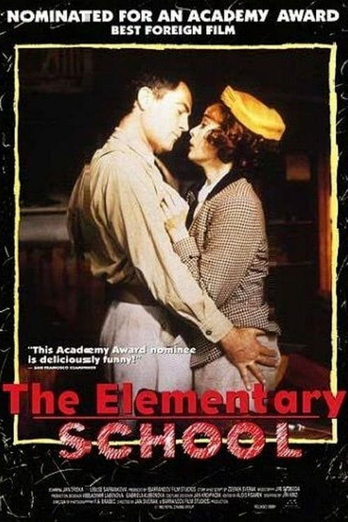 The Elementary School movie poster 1991