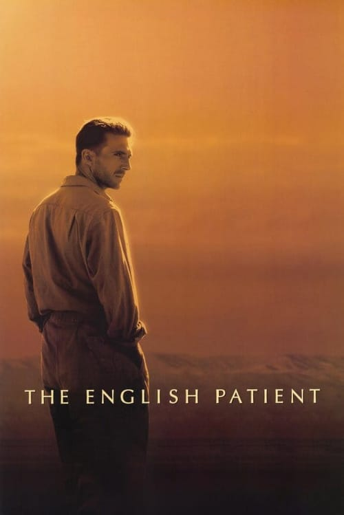 The English Patient movie poster 1996