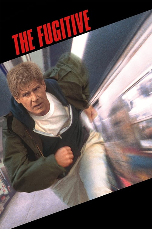The Fugitive movie poster 1993