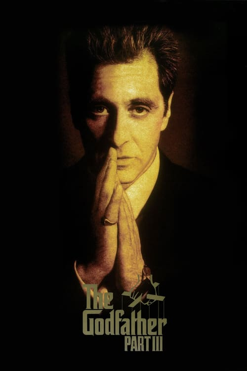 The Godfather: Part III movie poster 1990
