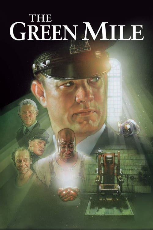 The Green Mile movie poster 1999