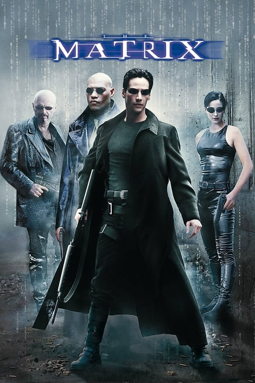 The Matrix movie poster 1999