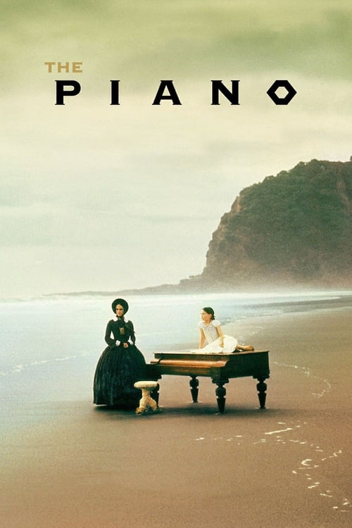 The Piano movie poster 1993