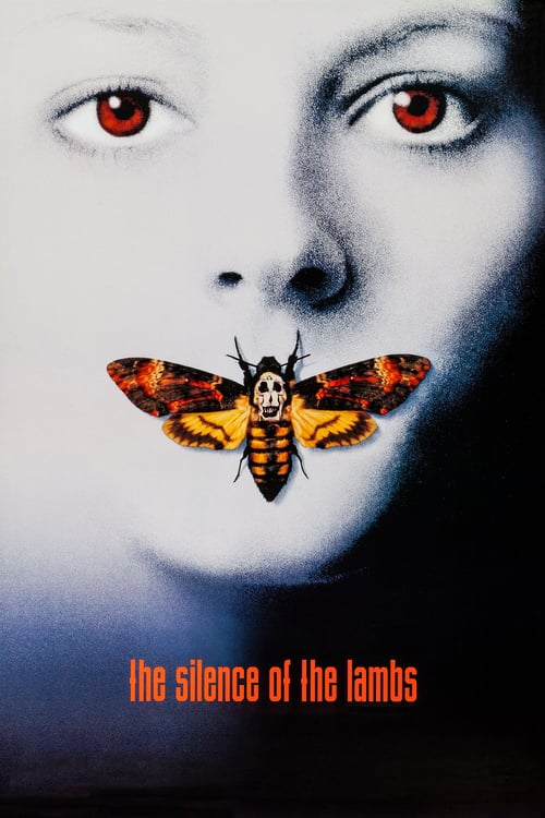 The Silence of the Lambs movie poster 1991