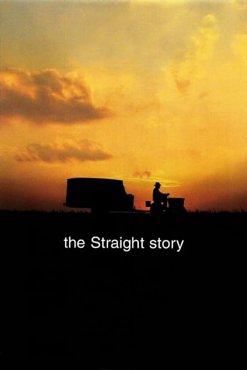 The Straight Story movie poster 1999