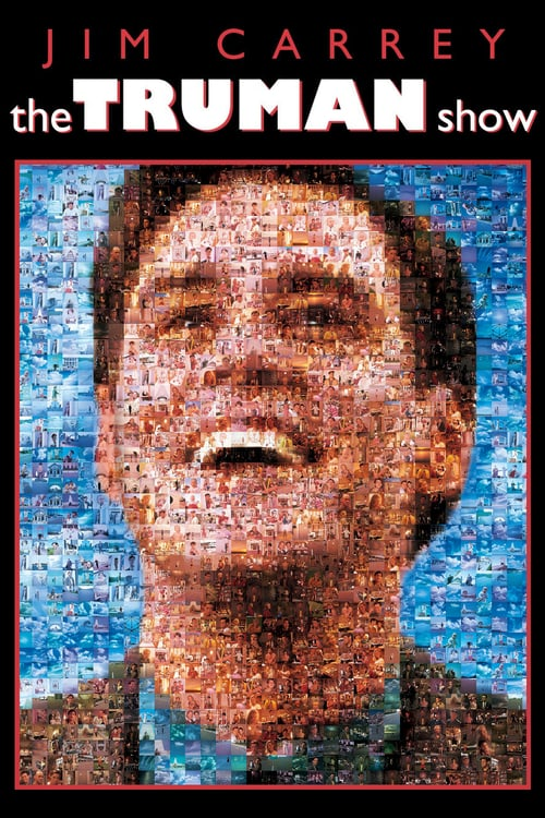 The Truman Show movie poster 1998