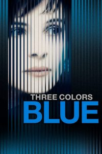 Three Colors: Blue movie poster 1993